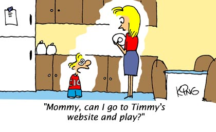 Funny Picture: Kids these days
