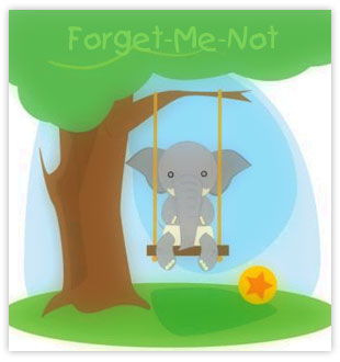 Forget-Me-Not Day: November 10