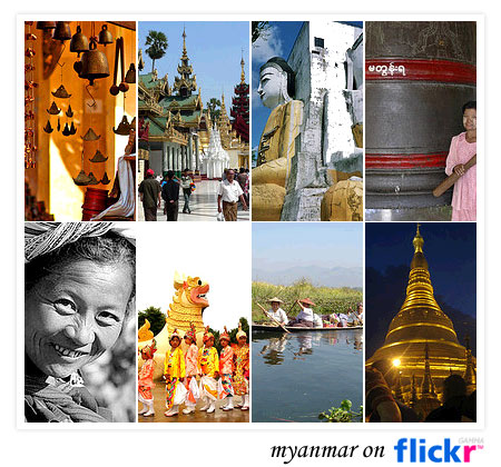 Myanmar on flickr