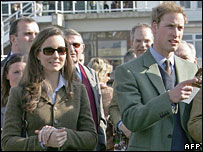 Prince William splits from Kate
