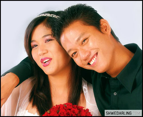 Couple of the day - Phyo Gyi and Soe Myat Nandar
