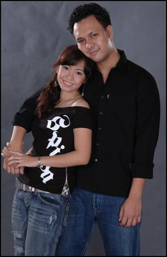 Couple of the day - Kyar Pauk (Han Htoo Lwin) and Zone Zone