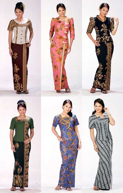 Batik Fashion with Thet Mon Myint