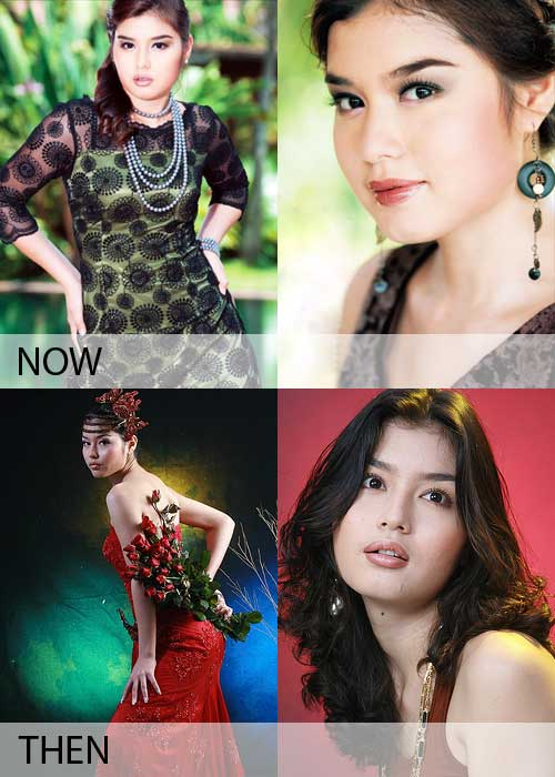 Melody: Now and Then
