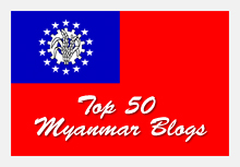 Top 50 Myanmar Blogs