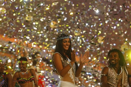 South Africa Miss World