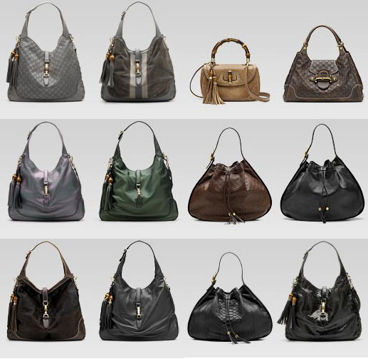 Gucci - Fall Winter Handbags
