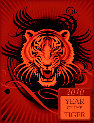 Chinese New Year - Tiger Year