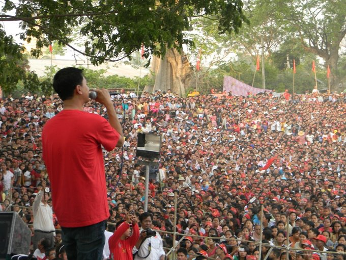 Myanmar opposition holds first party congress - news.yahoo.com