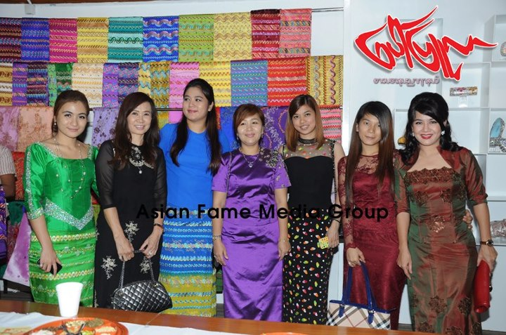 Batik Fashion All Things Myanmar Burmese