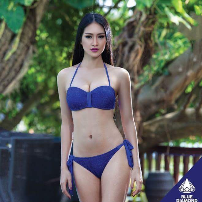 Beautiful Shwe Eain Si, Miss Grand International Myn 2016 - All ...